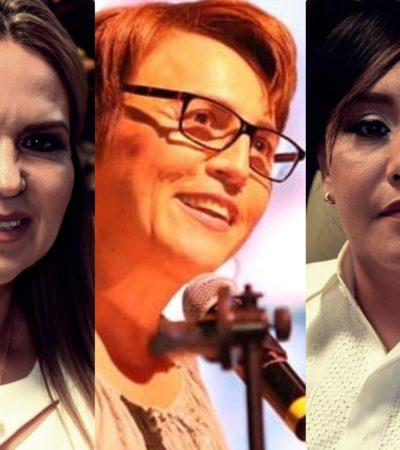 Rompeolas: Panorama complicado de Laura Beristaín en la XVI Legislatura