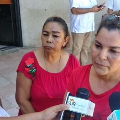 """Denuncian locatarios del mercado """"Manuel Altamirano"""" atropellos y amenazas de desalojo por parte de autoridades de OPB"""