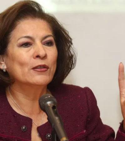 Lanza Isabel Miranda de Wallace reto a detractores; ofrece un millón de pesos si presentan a su hijo con vida