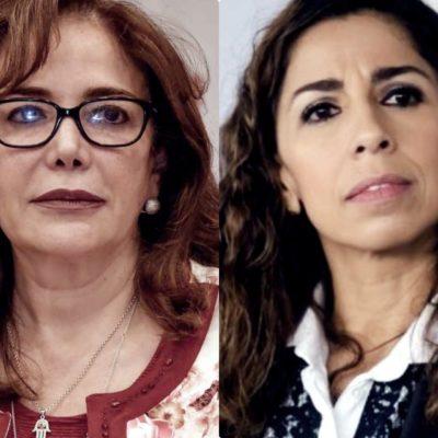 SIGUEN LOS 'AGARRONES' DE FACCIONES EN MORENA: Anuncia Marybel Villegas denuncia contra Yeidckol Polevnsky por 'ataques públicos en mi contra'