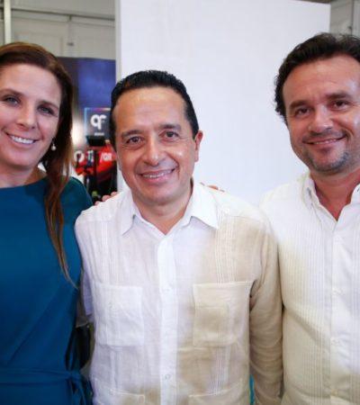 Refrenda Pedro Joaquín compromiso de trabajar en coordinación con el Gobernador, durante el Tercer Informe
