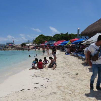 Iniciarán campañas de promoción turística nacional por disminución de viajeros durante puente patrio en Cancún