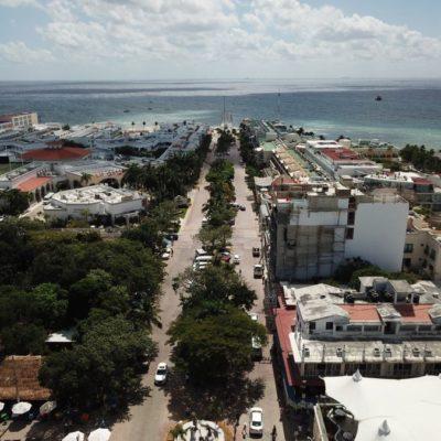 OFRECEN MÁS FLUJO EN LAS CALLES CON PARQUÍMETROS: Nuevo esquema de estacionamientos busca ordenar el espacio público en Playa del Carmen