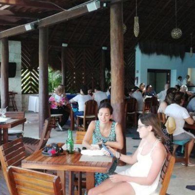 En 'picada' sector restaurantero con 25% de ocupación; prevén recuperarse durante octubre