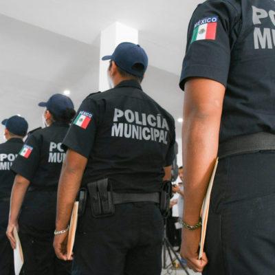 Aseguran que dejan buenos resultados estrategias de seguridad en Puerto Morelos