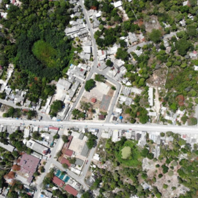 Se integra Puerto Morelos al Mapa Base Catastral del Inegi