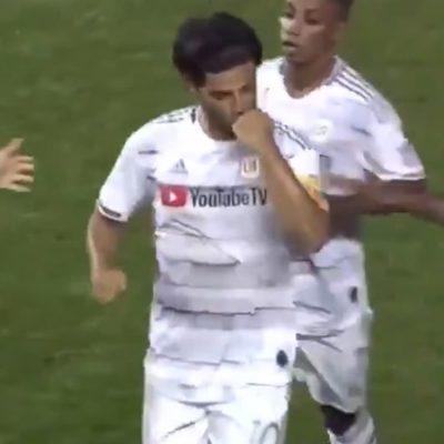 El cancunense Carlos Vela anota su gol 28 y se acerca a la marca de más goles en una temporada en la MLS