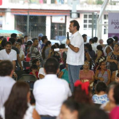 """En la tercera """"Caravana Podemos Juntos"""" ciudadanos podrán agilizar trámites y aprovechar todos los servicios que brinda el Ayuntamiento de Cozumel"""