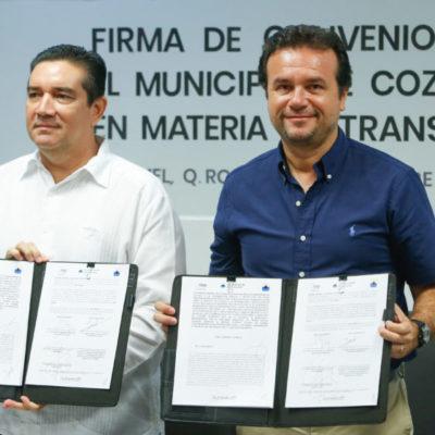 Ocupa Cozumel el primer lugar en carga de información en la Plataforma Nacional de Transparencia