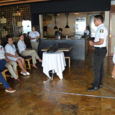 Imparten cursos para prevenir acoso y ciberataques a empresas en Isla Mujeres