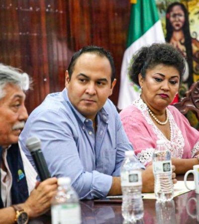 Trabaja Ayuntamiento de Isla Mujeres en coordinación con autoridades estatales para erradicar criaderos de moscos transmisores del dengue