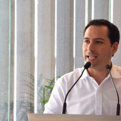 Muestra Vila Dosal solidaridad de Yucatán con pueblo y gobierno de Sinaloa