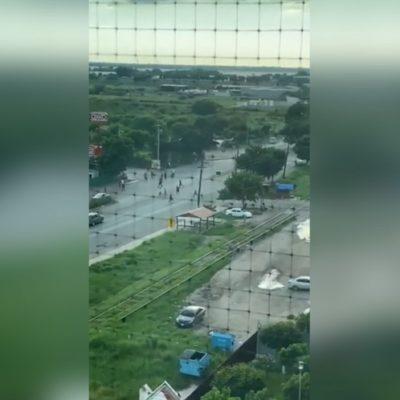VIDEO | Escapan reos de penal en Culiacán aprovechando confusión causada por tiroteos