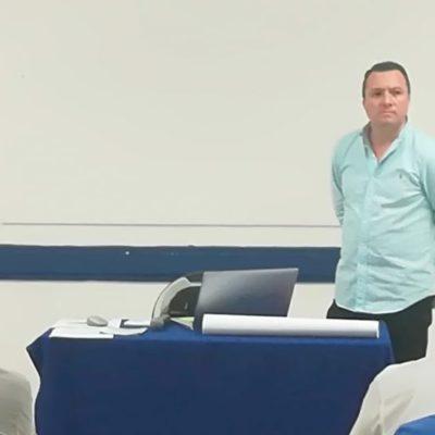Busca empresa de parquímetros conformar una mesa de trabajo con ciudadanos, empresarios y autoridades para dialogar, tras manifestación en Playa del Carmen