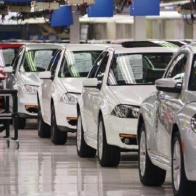 Caen exportación y producción de autos durante septiembre en México