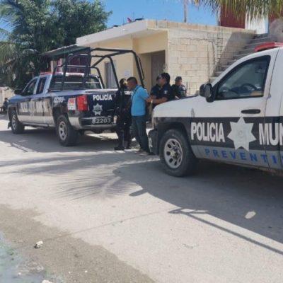 Riña entre mototaxistas dejó un macheteado y un detenido en Puerto Aventuras