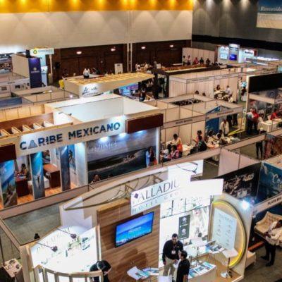 Concluye el Cancún Travel Mart con 3 mmdd en ventas y sobrecupo en hoteles para la temporada vacacional de invierno