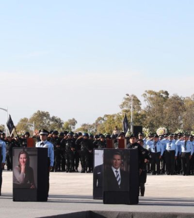 Pospone SCT informe final sobre caída de aeronave de Martha Erika Alonso y Rafael Moreno Valle