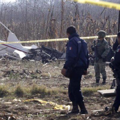 Compromete SCT detalles sobre causas de muerte de Martha Érika y Moreno Valle para el 25 de octubre