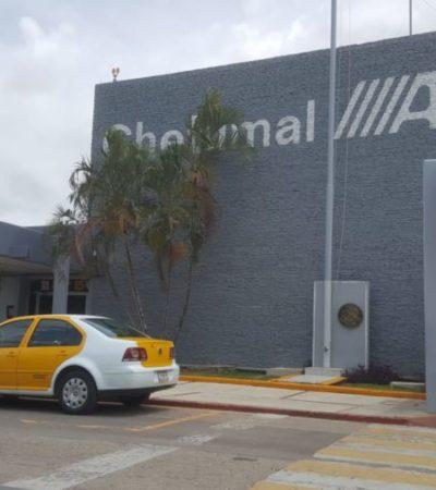 Confirma la SCT que invertirá 150 mdp en la ampliación del Aeropuerto de Chetumal en 2020