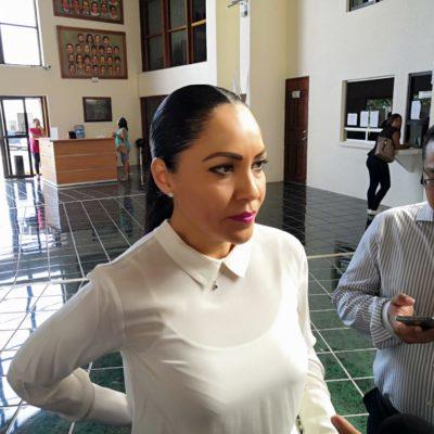 """Parto en una banca pública en Nicolás Bravo """"no es negligencia, porque no había nadie"""", justifica Aguirre Crespo"""