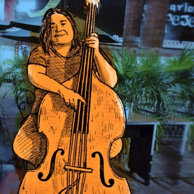 LA PASIÓN DE ANAKAREN RODRÍGUEZ: Hay más mujeres en la escena musical de Mérida, pero persiste el acoso