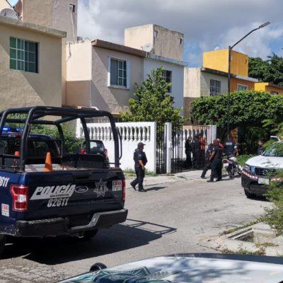 Frenan supuesto 'asalto' que resulta ser una riña en Playa del Carmen