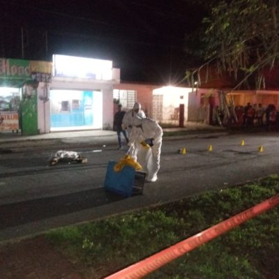 Muere peatón arrollado por motocicleta en Chetumal