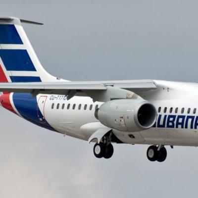 Cancela Cubana de Aviación vuelos a Cancún y otros destinos por sanciones de EU