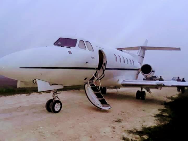 Hallan otra avioneta abandonada en Belice