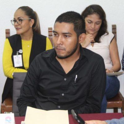 Delegado de Bonfil comparece ante autoridades de BJ para explicar uso del recurso asignado