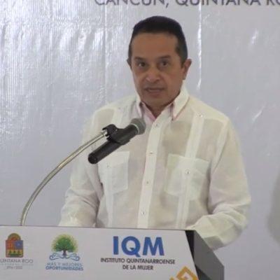 Difiere Carlos Joaquín con la revocación de mandato porque no permitiría una planeación completa para ningún gobierno