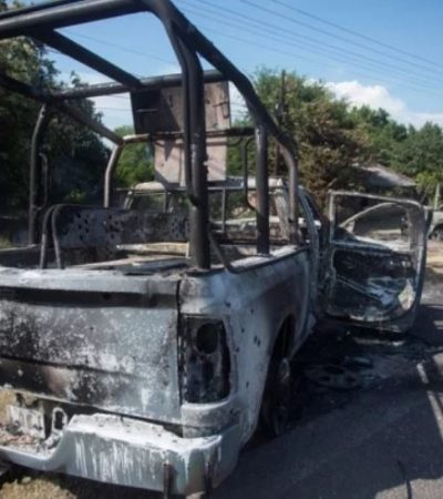 VIDEO   Operativo en Aguililla no era contra el narco sino un traslado de víctimas de violencia familiar