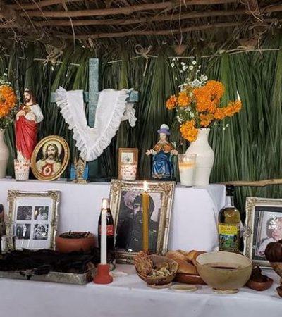 HANAL PIXÁN: Celebración del Día de muertos que sigue la tradición maya en Yucatán