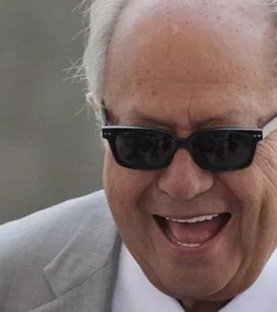 Según AMLO no hay orden de captura contra Romero Deschamps ni ha huido del país