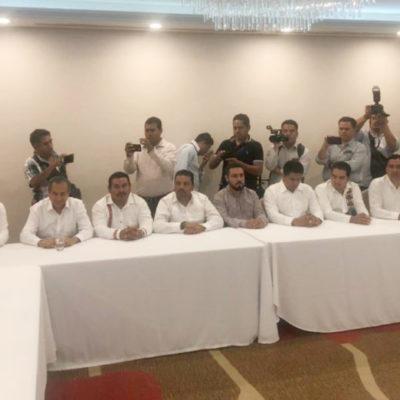 Renuncian 21 alcaldes chiapanecos a partidos que los llevaron al poder para afiliarse a Morena