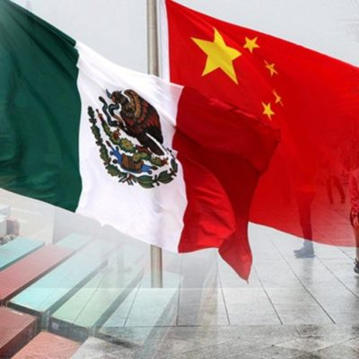 Rompe México récord de exportaciones a EU gracias a la disputa comercial de Trump con China
