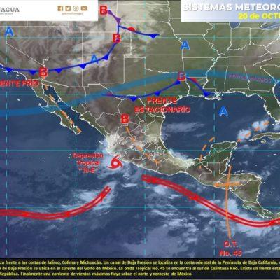 PRONÓSTICO DEL CLIMA: Prevén altas temperaturas y lluvias aisladas para Quintana Roo