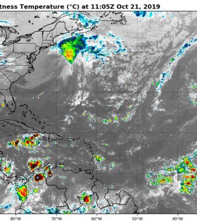 PRONÓSTICO DEL CLIMA: Mucho calor y lluvias escasas para Quintana Roo este lunes