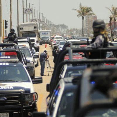 Es Coatzacoalcos la ciudad más insegura del país y Mérida la segunda más segura, según INEGI