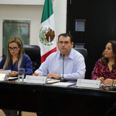 Diputados instalan comisión especial para el caso del exgobernador Mario Villanueva