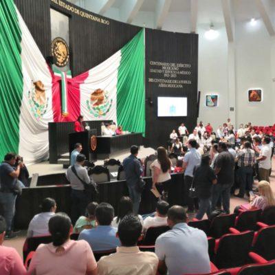 Congreso del Estado aprueba exhorto a CFE para que reclasifique y disminuya tarifas en siete municipios