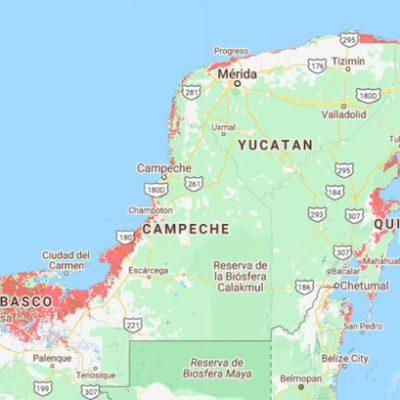 EL CAMBIO CLIMÁTICO QUE VIENE Y SUS CONSECUENCIAS: Partes de Quintana Roo estarán bajo el agua en 2050, advierten expertos