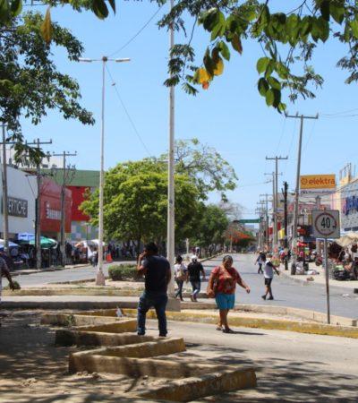 'EL CRUCERO' O EL RETO DE LA VIOLENCIA: En 4 meses de remodelación del emblemático parque de Cancún, se han registrado en la zona 4 ejecuciones, balaceras, violaciones y otros actos delictivos