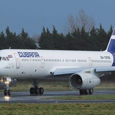 Cubana de Aviación dejará de volar a Cancún