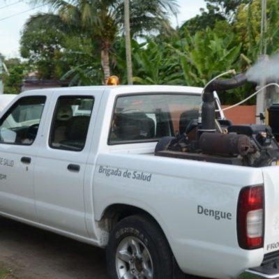 Se mantiene Quintana Roo en el quinto lugar en casos de dengue a nivel nacional