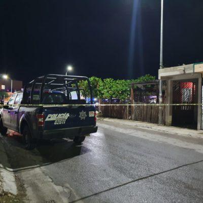 Disparan contra patrulla en Puerto Aventuras; hay un detenido
