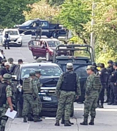 ENFRENTAMIENTO CON SOLDADOS DEJA 15 MUERTOS EN GUERRERO: Repelen militares ataque en Tepochica; mueren 14 civiles y un efectivo del Ejército