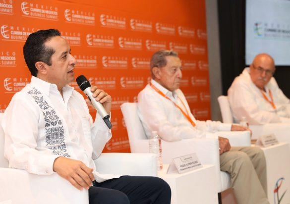 Tras los sucesos en Culiacán, advierte Carlos Joaquín que se tienen que fortalecer las instituciones para hacer frente a la delincuencia