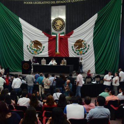 AJETREADA SESIÓN EN EL CONGRESO: La disputa por el control de la bancada de Morena provoca ríspido debate